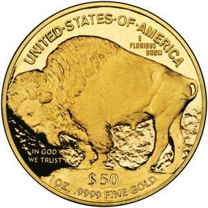 Read more about the article Rachat de pièces d'or de la « United States Mint »