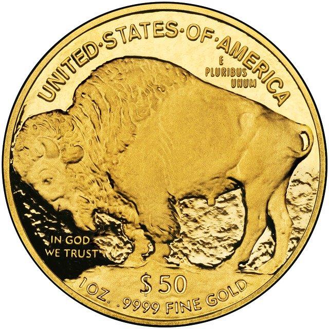 Rachat de pièces d'or de la « United States Mint »